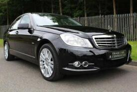 2012 12 MERCEDES-BENZ C CLASS 2.1 C250 CDI BLUEEFFICIENCY ELEGANCE 4D 202 BHP DI