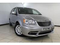 2013 13 CHRYSLER GRAND VOYAGER 2.8 CRD LIMITED 5DR AUTOMATIC 178 BHP DIESEL