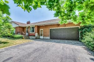 Open House Sat Jul 9 -- in the Country near Aylmer for  $277,900