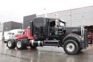 2009 Kenworth W900B - #4376