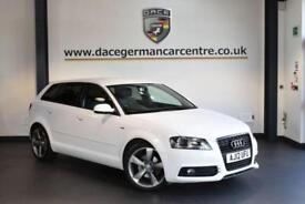 2012 12 AUDI A3 2.0 SPORTBACK TDI S LINE SPECIAL EDITION 5DR 138 BHP DIESEL