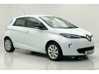 2016 Renault Zoe Auto Electric Automatic