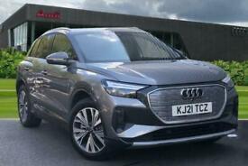 image for 2021 Audi Q4 Auto Estate Electric Automatic