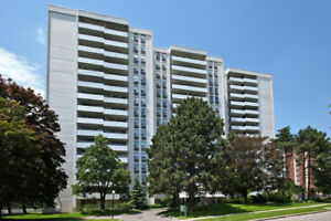 3 Bedroom condo @ Don Mills & Sheppard (minutes to subway)