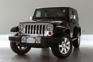 2011 Jeep Wrangler 70th Anniversary 2Dr