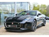 Jaguar F-Type 5.0 V8 Supercharged R (AWD) 2dr Coupe Petrol Automatic