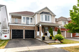 Must Sell! 4 Bedroom Ajax By the Lake Tribute Home For Sale