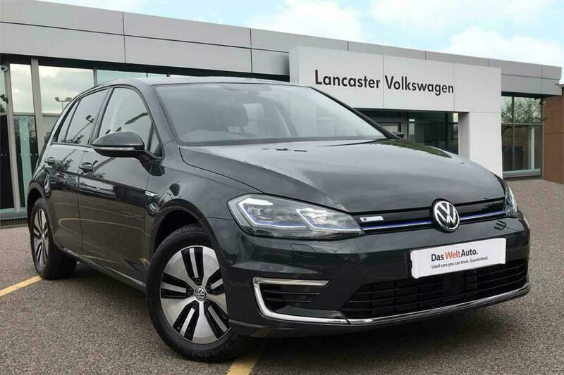 2019 Volkswagen Golf MK7 Facelift E (136ps) e-5dr Electric grey Automatic |  in Harlow, Essex | Gumtree