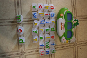 word whammer by Leap frog