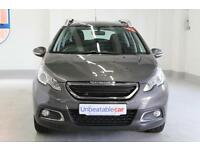 2016 PEUGEOT 2008 1.6 BlueHDi 100 Active 5dr
