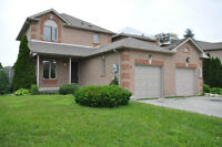 South Barrie - Great starter home - Detached 3 bedrooms