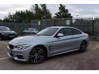2015 15 BMW 4 SERIES 2.0 420I M SPORT 2D-1 OWNER-M SPORT PLUS PACK-19
