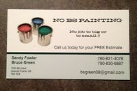 """""""NO BS PAINTING"""""""