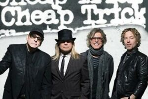 Cheap Trick – Friday January 18 – Floor Center, Row 3