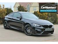 2017 BMW M4 3.0 M4 COMPETITION 2d 444 BHP Coupe Petrol Semi Automatic