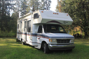 1994 28ft FORD ROYAL MOTORHOME