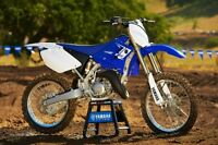 WANTED: YZ Plastic 2002+