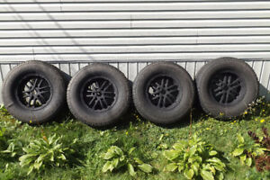 """4- 16"""" / 6 bolt Truck Rims  from 2009 GMC Canyon $ 130.00"""