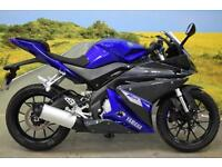 Yamaha YZF-R125 2014**OXFORD HEATED GRIPS, ADJUSTABLE LEVERS, SHIFT LIGHT**