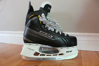 Boys' Bauer Supreme 150 skates size US5 - only worn once.
