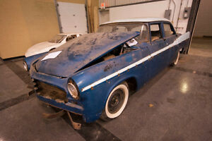 Chrysler Windsor 1956 - Project