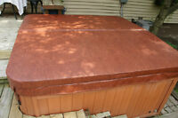 HOT TUB COVER - NEW 88 x 88