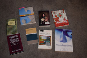 Various University Textbooks for sale