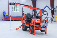 Helical Screw Piles Dealership - Timmins ONT