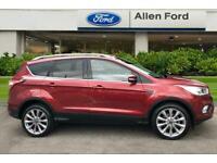 2019 Ford Kuga 1.5 EcoBoost Titanium X Edition 5dr Auto 2WD Hatchback Petrol Aut