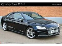 2017 Audi A5 2.0 TDI ultra S line (s/s) 2dr Coupe Diesel Manual