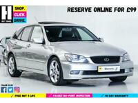 2005 Lexus IS 300 3.0 SportCross 5dr Estate Petrol Automatic