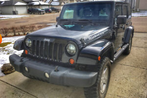 2012 Jeep Rubicon Unlimited
