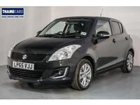 2016 Suzuki Swift 1.2 SZ4 With Built In Sat Nav, Air Con And Cruise Control Petr