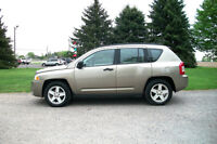 2007 Jeep Compass Sport 4x4- 4 Cylinder & Just 136K!! ONLY $7950