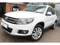 2015 64 VOLKSWAGEN TIGUAN 2.0 MATCH TDI BLUEMOTION TECHNOLOGY 4MOTION 5D 139 BHP