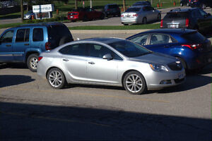 2012 Buick Verano -- All Leather Four Door Sedan