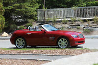 2007 Chrysler Crossfire Limited Convertible