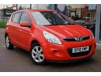 2010 HYUNDAI I20 1.2 Comfort LOW MILES, AIR CON and ALLOYS