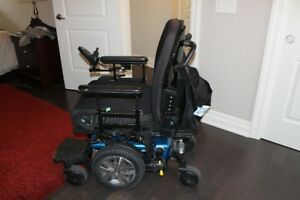 Electric wheelchair purchased brand new in Nov/2016.