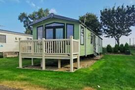 Swift Moselle 2012 static caravan at Allhallows, Kent. Private sale, DG&CH