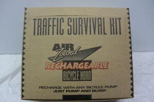 Bicycle Traffic Survival - Metal Air Zound Horn