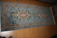 5 Beautiful 100% Wool Rugs. All Different