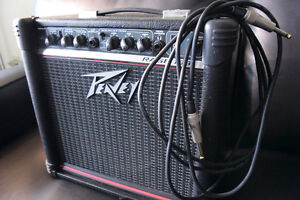 Peavey Rage Amp w/ Patchchord