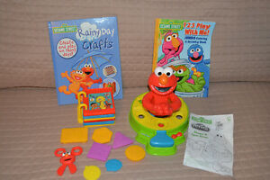 Awesome Elmo Stuff- $10 each Lot, or buy it all for $40