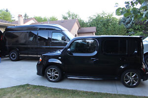 2010 KROM EDITION NISSAN CUBE **LOW KMS**CERTIFIED & ETESTED