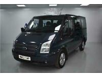 2012 Ford Transit Transit Tourneo Limited 2.2 5dr Low Roof Bus Manual Diesel Low