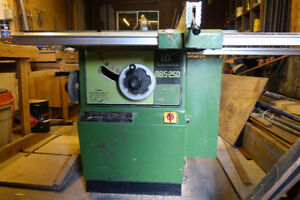 "Craftex 10"" Cabinet Saw"