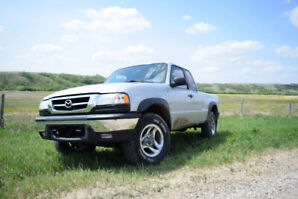 2001 Mazda B4000 4x4 Low Kms(REDUCED)