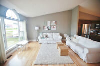 4 year old, 3000 sq.ft family home, quiet Moncton neighbourhood