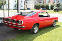 Plymouth Barracuda 1969